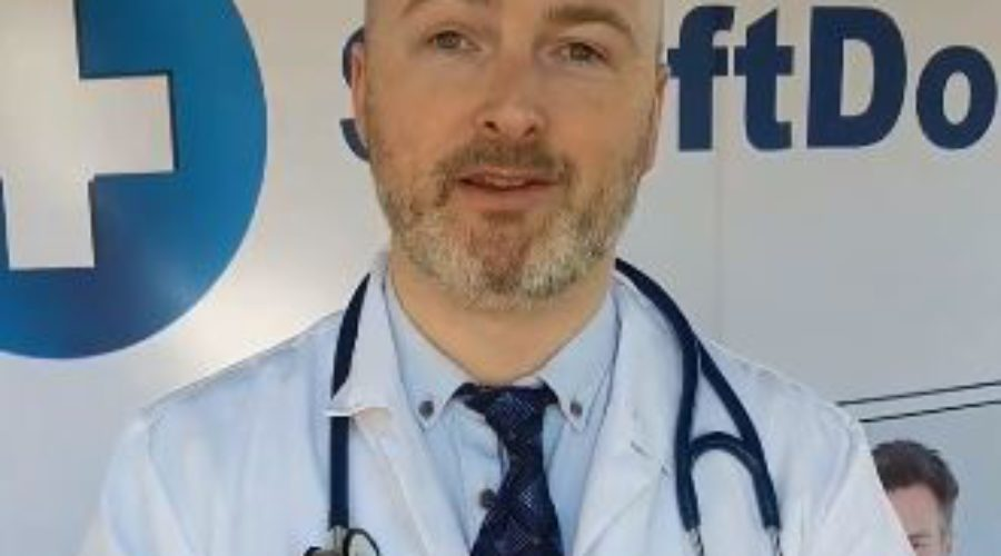 Dr Richard McMahon from Swiftdoc